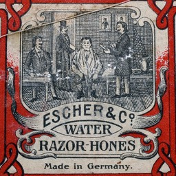 Escher Label 1