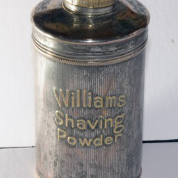 Williams Shaving Powder Tin